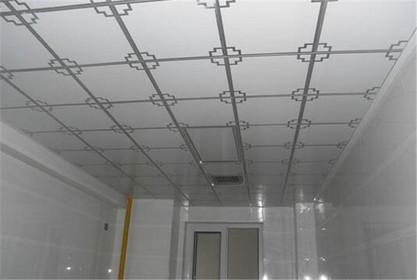 鄂州集成吊顶安装流程 集成吊顶安装注意事项