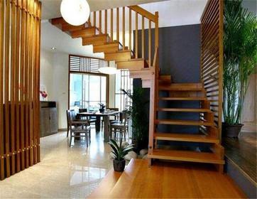 朝阳室内装修楼梯步骤 室内楼梯安装注意事项