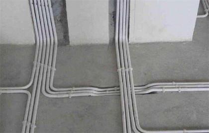 贵港水电安装施工步骤 水电安装施工注意事项