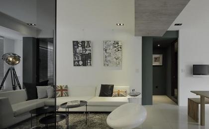 用设计观点重新审视空间优缺点,让老房焕发出新的生命力!
