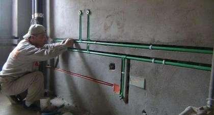 小妮子初次装修 顺利的水电装修日记