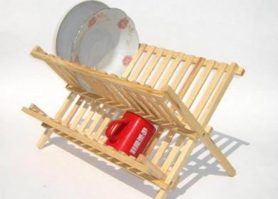 沥水碗架选购技巧有哪些 沥水碗架的清洁保养方法